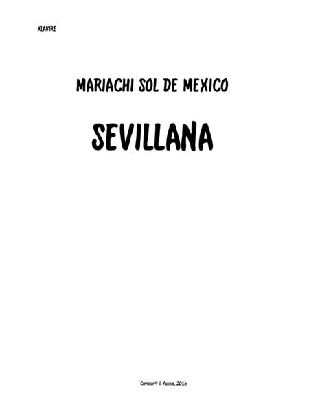 Mariachi Sol de Mexico - Sevillana