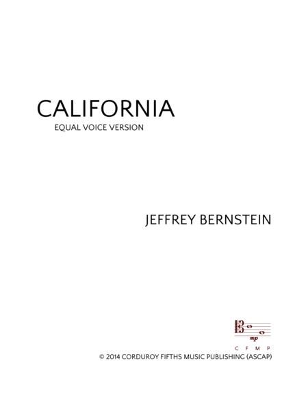 California (Equal Voice Version)