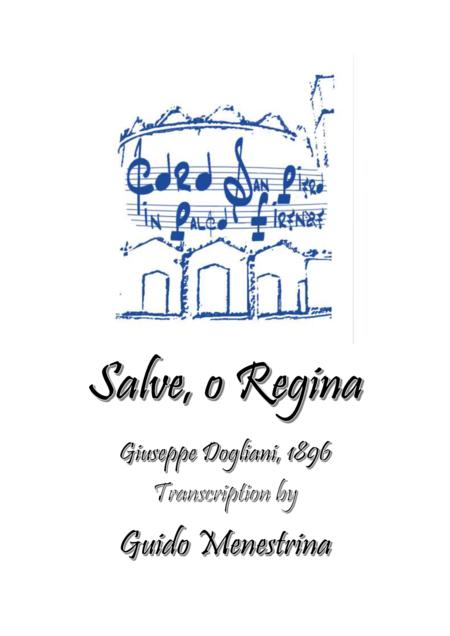 Giuseppe Dogliani - Salve o Regina (1896)
