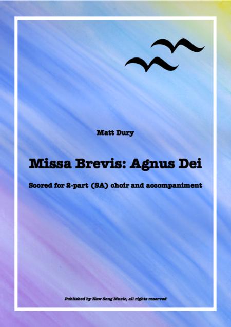 Missa Brevis: Agnus Dei