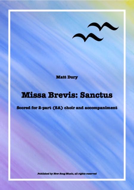Missa Brevis: Sanctus