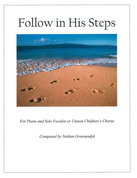Follow in His Steps