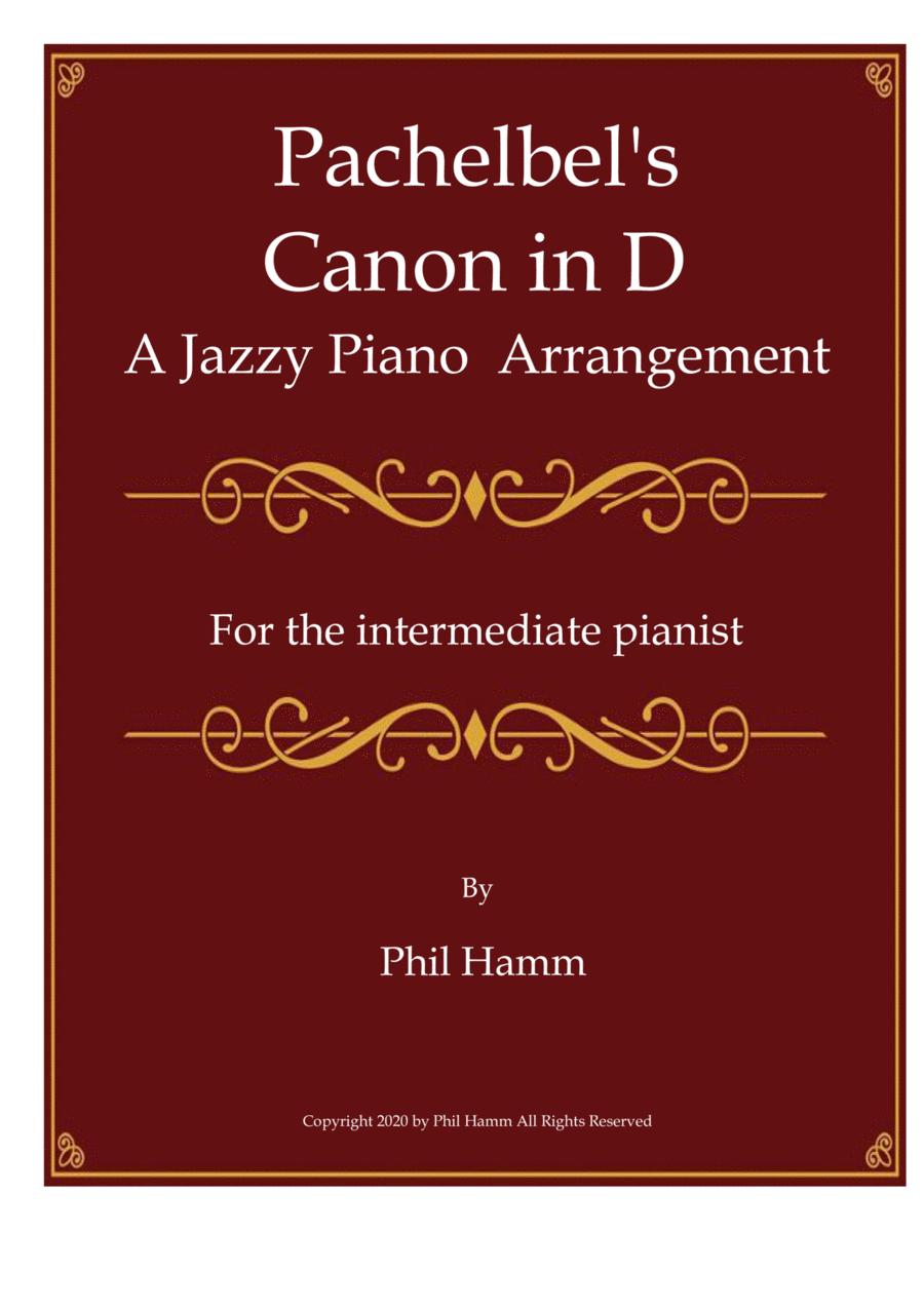 Pachelbel Canon in D-Jazzy