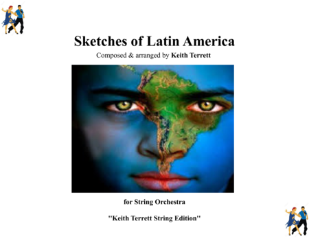 Sketches of Latin America for String Orchestra