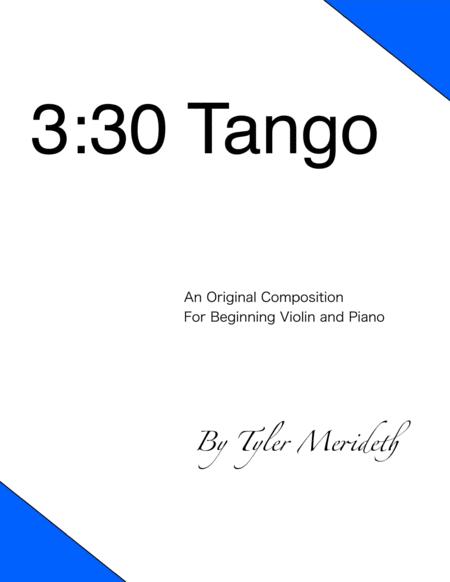 3:30 Tango
