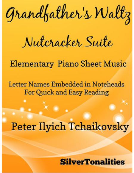 Grandfather's Waltz Elementary Piano Sheet Music