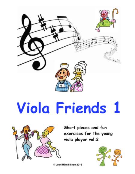 Viola Friends book 1 vol.2