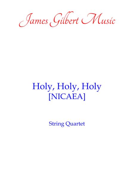 Holy, Holy, Holy (NICAEA)