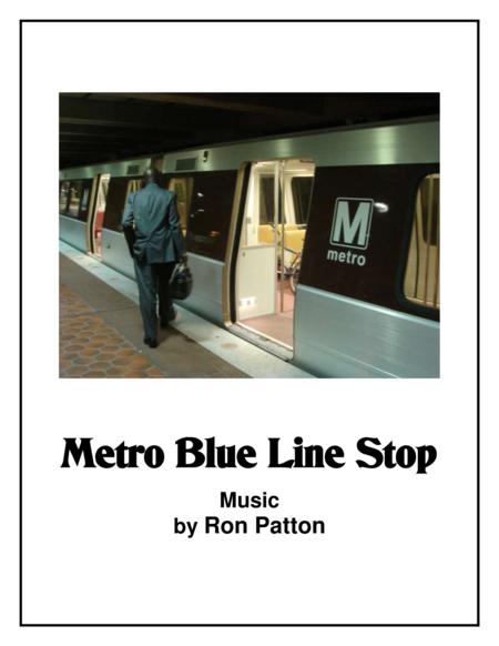 Metro Blue Line Stop