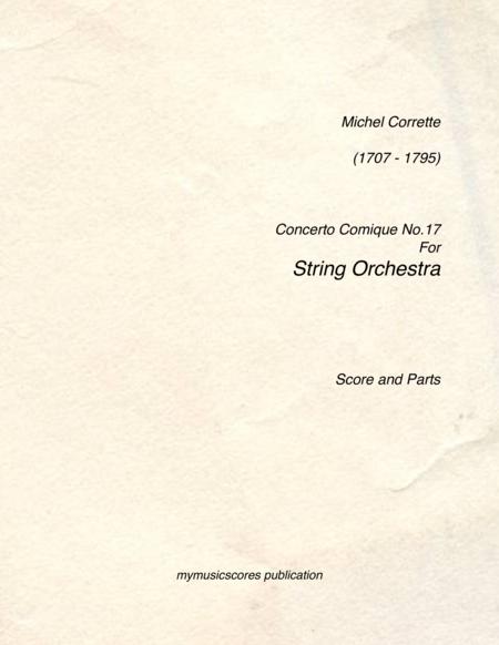 Concerto Comique
