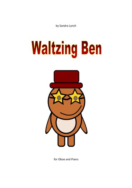 Waltzing Ben for Oboe