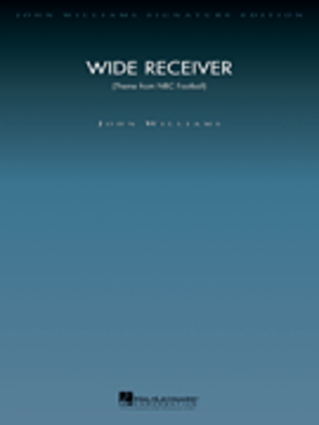 Wide Receiver (Theme from NBC Football)