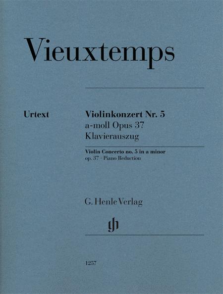 Violin Concerto No. 5 in A minor, Op. 37