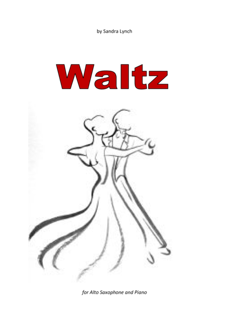Waltz for Alto Saxophone