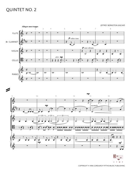 Quintet No. 2