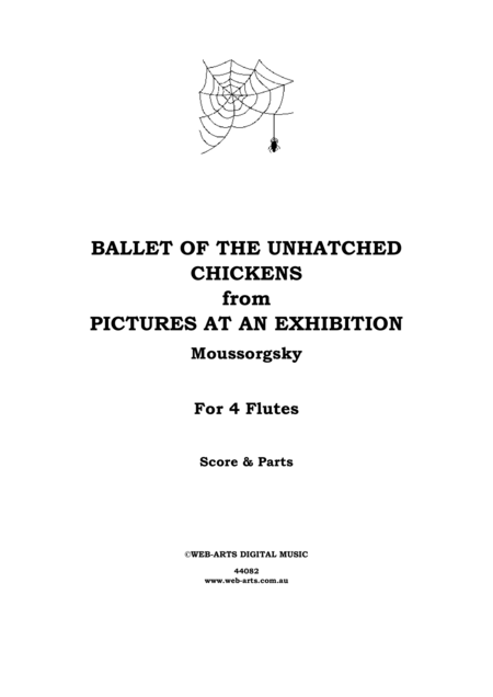 Ballet of the Unhatched Chickens