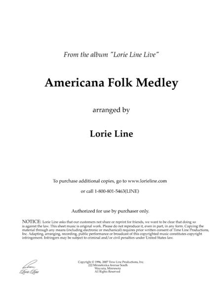 Americana Folk Medley