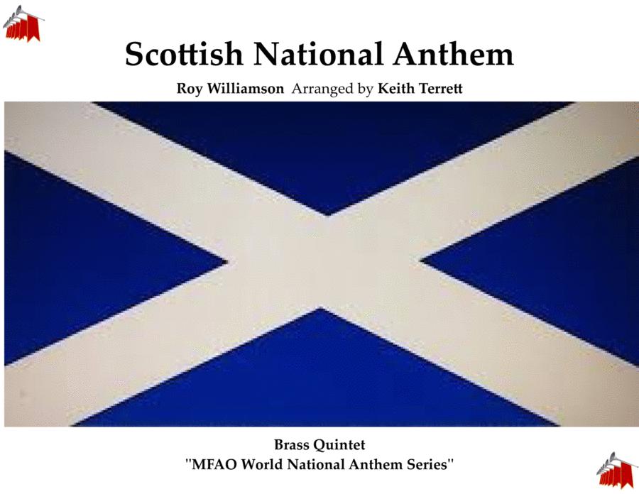 Scottish National Anthem for Brass Quintet