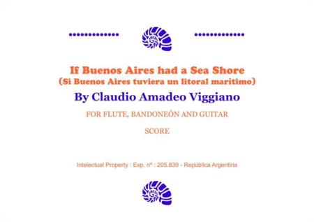 IF BUENOS AIRES HAD A SEA SHORE (SI BUENOS AIRES TUVIERA UN LITORAL MARÍTIMO)