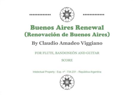 BUENOS AIRES RENEWAL (RENOVACIÓN DE BUENOS AIRES)