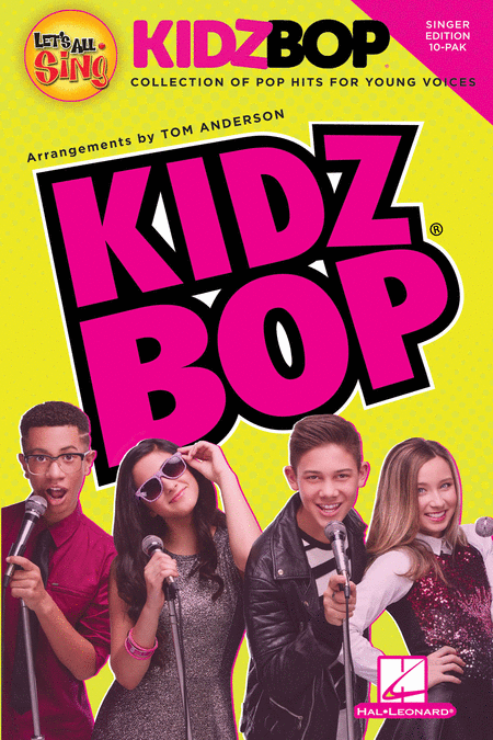 Let's All Sing KIDZ BOP