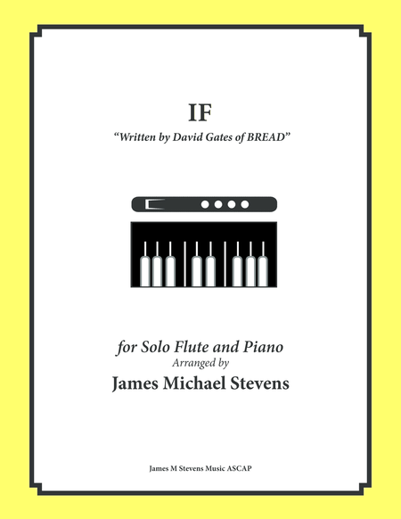 IF by BREAD - FLUTE and Piano