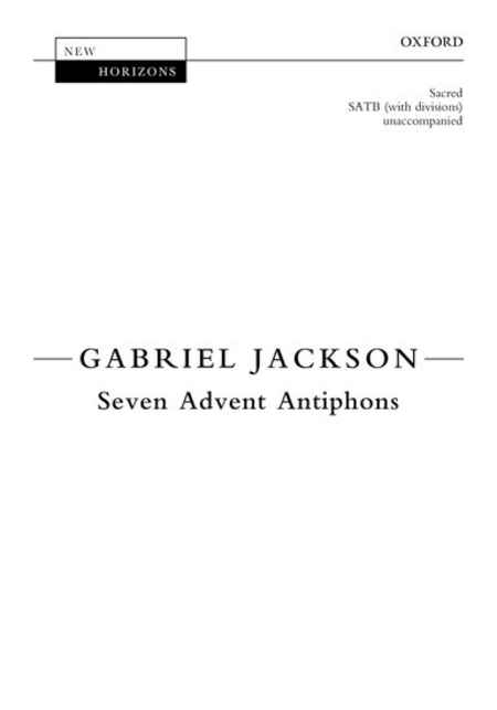 Seven Advent Antiphons
