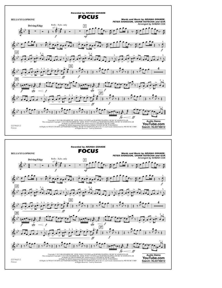 Focus - Bells/Xylophone