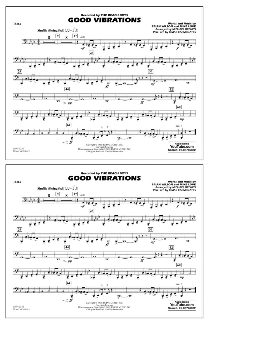 Good Vibrations - Tuba
