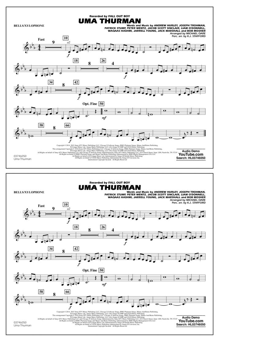 Uma Thurman - Bells/Xylophone