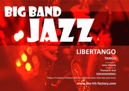 Libertango - Astor Piazolla - Big Band