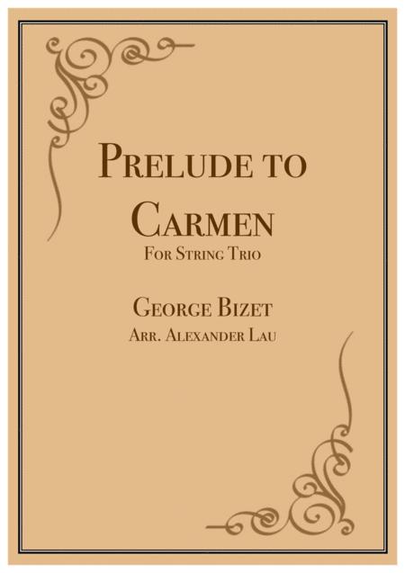 Prelude to Carmen