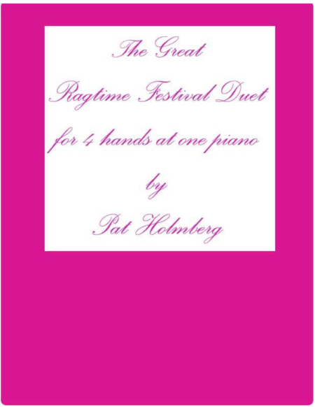 The Great Ragtime Festival Duet