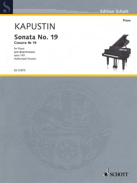 Sonata No. 19, Op. 143