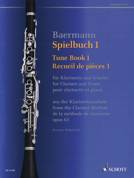Tune Book 1, Op. 63