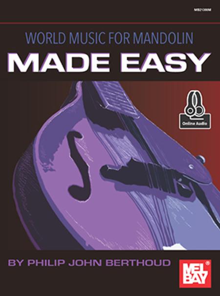 World Music for Mandolin Made Easy