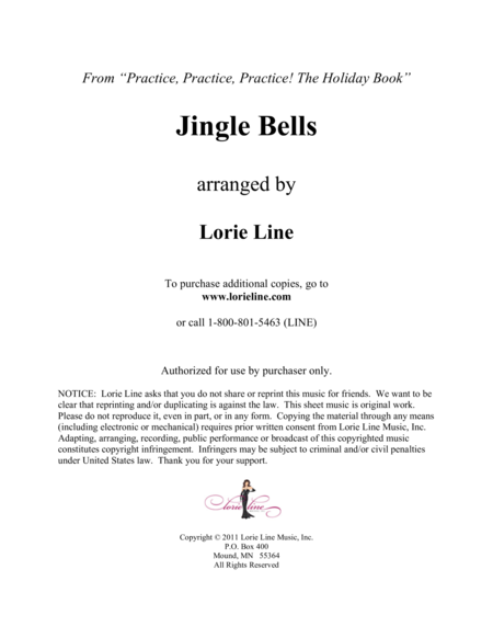 Jingle Bells - EASY!