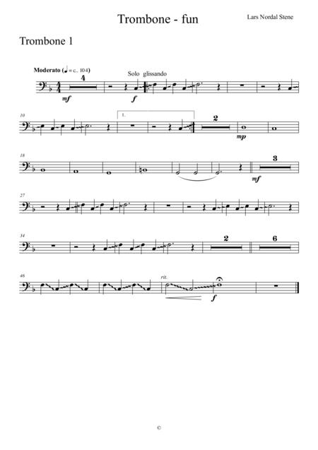 Trombone - fun