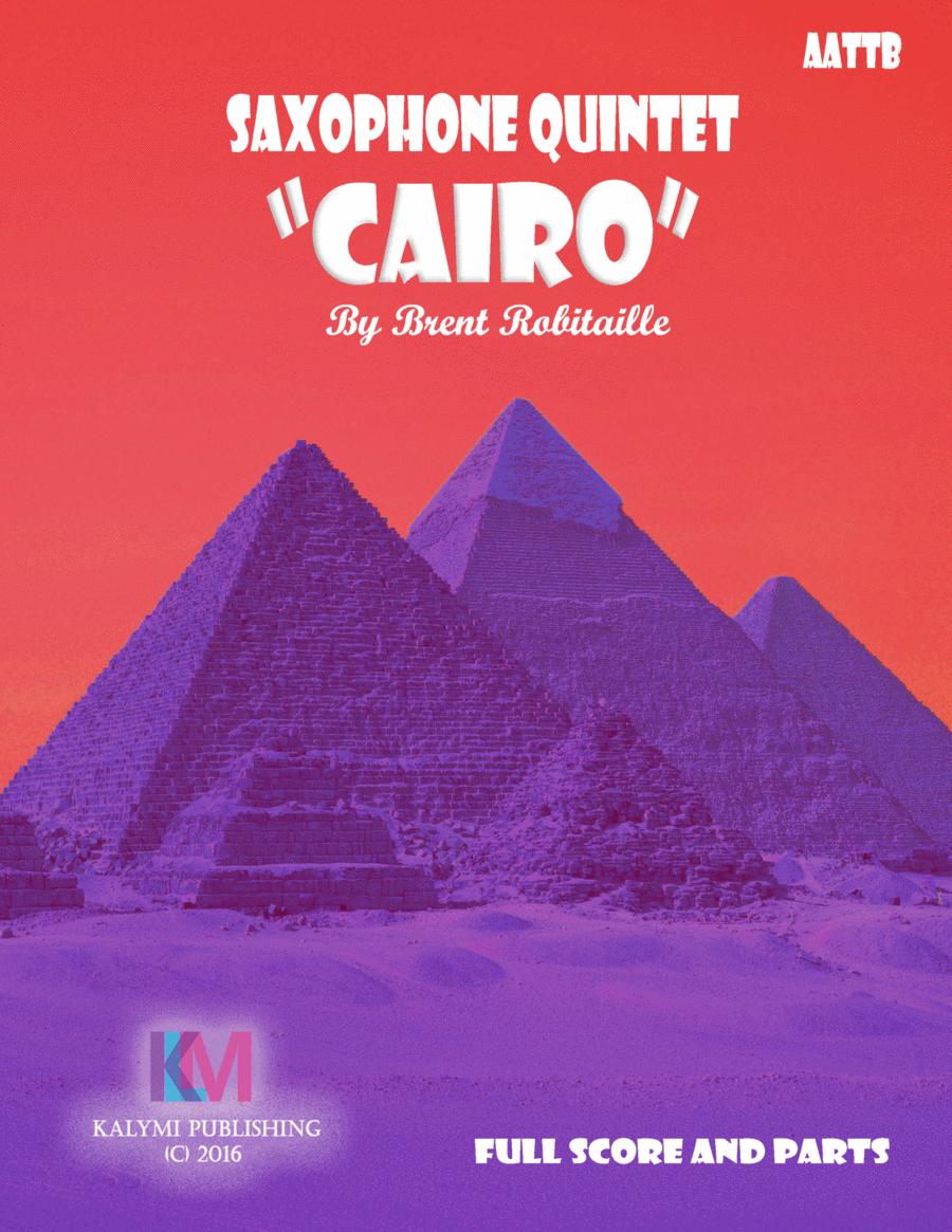 Saxophone Quintet - Cairo