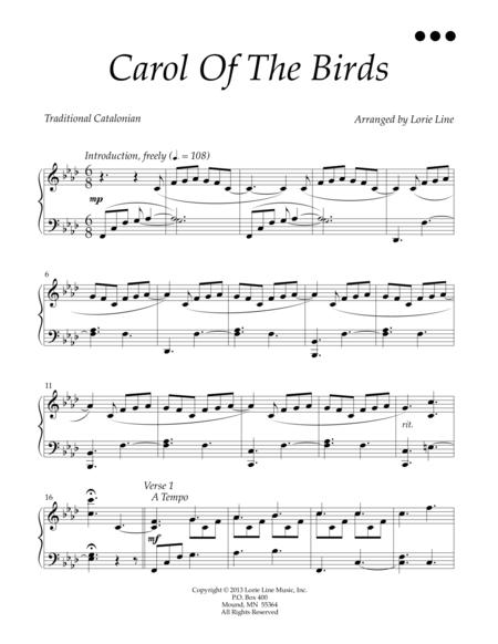 Carol Of The Birds