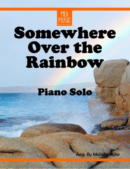 Over the Rainbow Piano Ballad