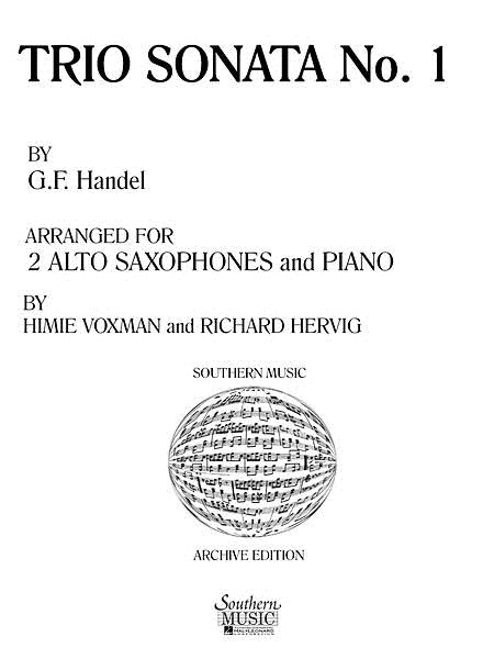 Trio Sonata No. 1