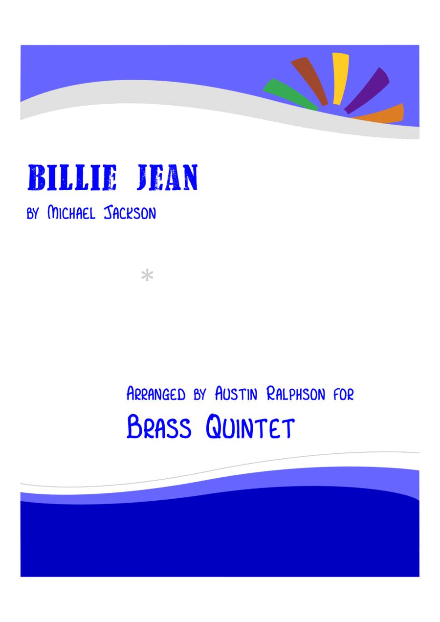 Billie Jean - brass quintet