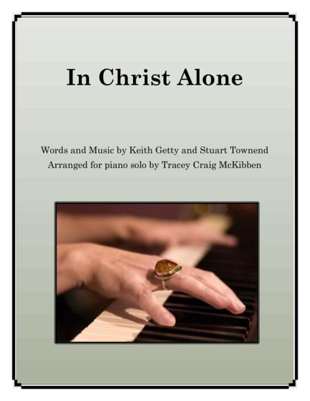 In Christ Alone (Piano Solo)
