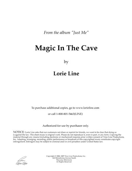 Magic In The Cave