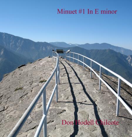Minuet #1 In E Minor