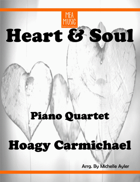 Heart And Soul Piano Quartet
