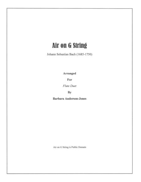Air on G String