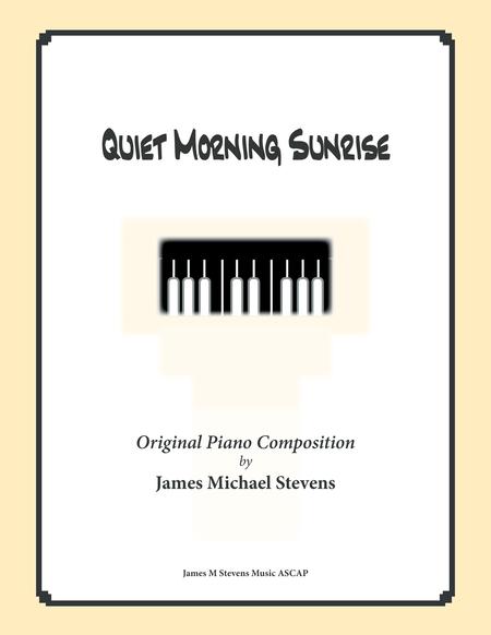 Quiet Morning Sunrise