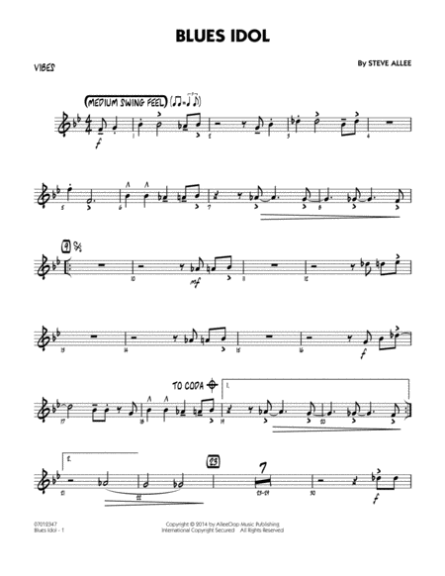 Blues Idol - Vibes